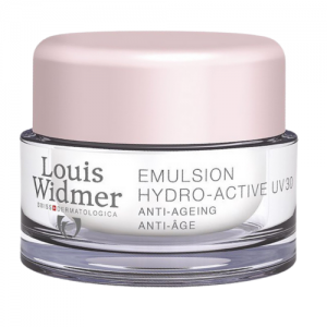 Emulsion hydro-active UV30 Louis Widmer Anti-âge